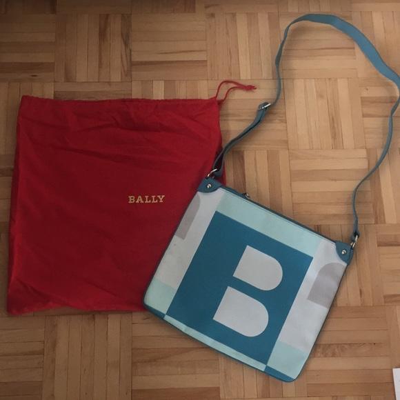 Bally Handbags - Bally bag - good condition